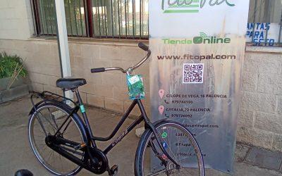 Proyecto quiero una bici Palencia